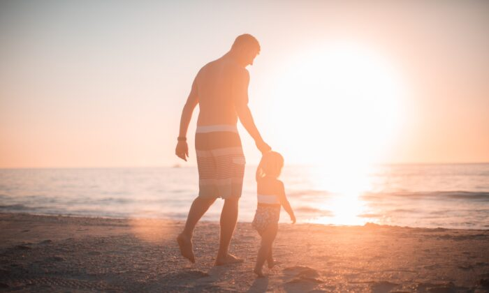 Within fatherhood is the responsibility to serve one's family and pass on heritage. (Derek Thomson/Unsplash.com)