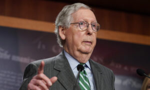 McConnell: Manchin's Election Reform Proposal Still 'Rotten To The Core'