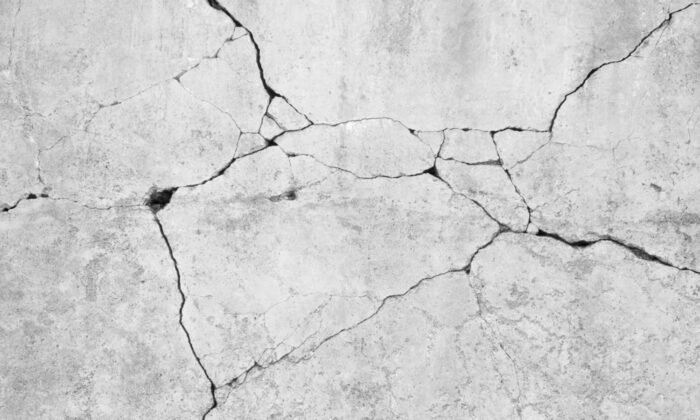 The best kind of concrete repair depends on the kind of damage. (komkrit Preechachanwate/Shutterstock)