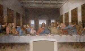 Leonardo da Vinci's 'The Last Supper': Christ in the Epicenter of the Story
