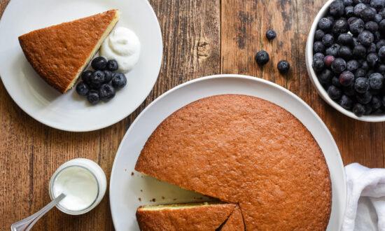 How to Make a Classic French Yogurt Cake