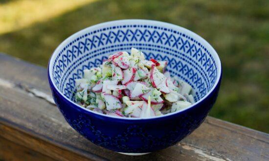 You Can Make a Creamy Potato Salad Without Mayo