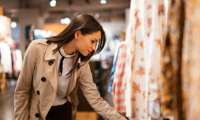 Many of us combat stress with retail therapy: buying things we don't need with money we don't have in order to lift our spirits. (NDAB Creativity/Shutterstock)