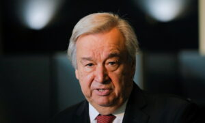 UN Chief Guterres Appointed for Second Term