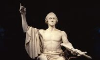 Classic American Art: 'George Washington' by Horatio Greenough
