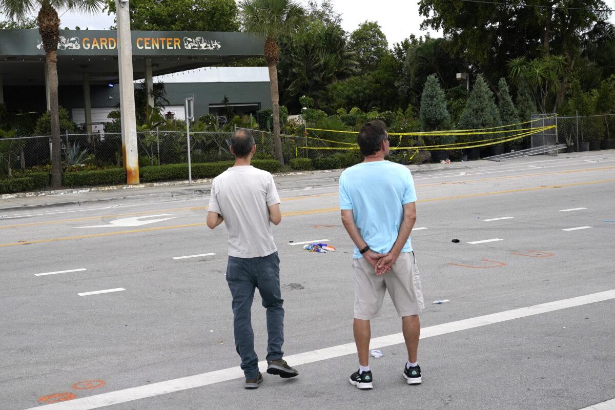 Pride Parade Crash