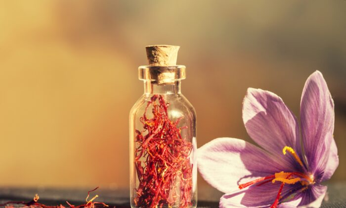 Saffron has historically been used in Persian traditional medicine for the treatment of memory problems. (Patricia Chumillas/Shutterstock)