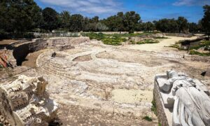 Archeologists Unearth Largest Roman Basilica Ever Found in Israel—Dated 2,000 Years Old