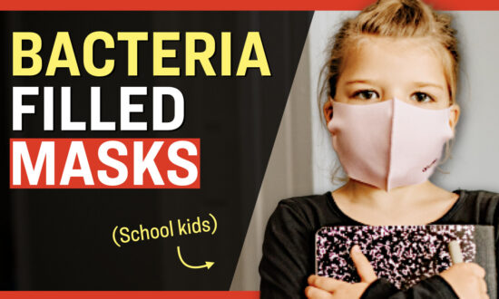 EpochTV: University Lab Finds 11 Dangerous Pathogens on Children's Face Masks