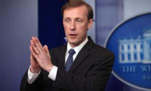 US Preparing More Russia Sanctions Over Navalny Poisoning, Sullivan Says