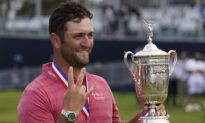 Rahm Birdies Last 2 Holes to Win US Open at Torrey Pines