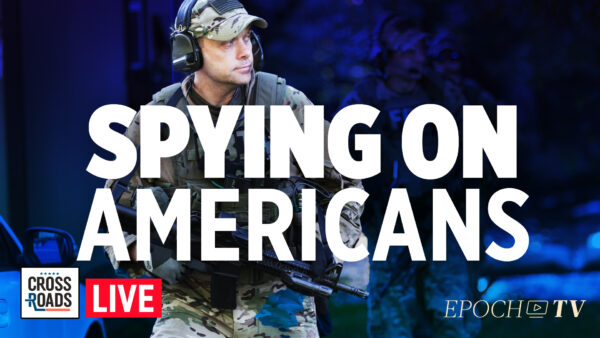 Live Q&A: Records Will Reveal How FBI Illegally Spied On Americans; Face Masks Found Contaminated With Pathogens