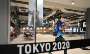 'Zero Audience' For 80 Percent of Tokyo Olympic Venues To Prevent Spread of CCP Virus