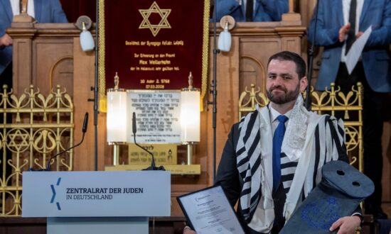 Germany Gets 1st Military Rabbi in Over a Century