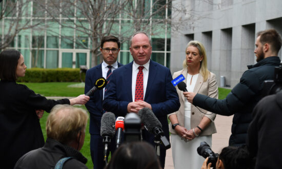 Barnaby's Return Firms Up Coalition Stance on China and Rejuvenates Nationals' Push For Regional Australia