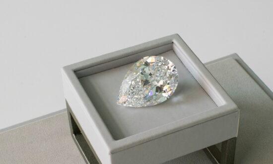Sotheby's Diamond Auction Marks Another Bitcoin Milestone