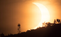 Photographer's Solar Eclipse Image Is Perfect Replica of Sketch He Shared the Night Before