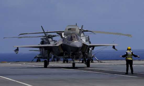 UK's Newest Carrier Joins ISIS Fight, Stirs Russian Interest