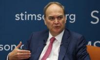 Russia's Ambassador, Recalled Over Spat, Returns to US
