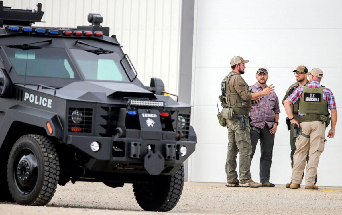 Deputy Shot in Iowa