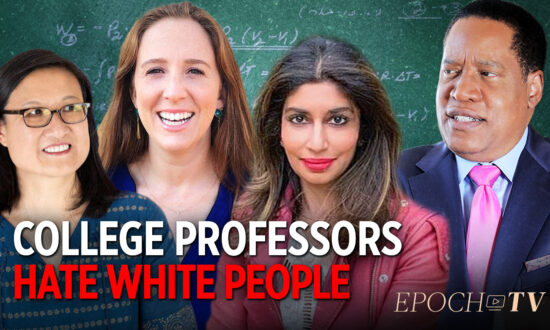 Professor Says Blacks Commit Hate Crime Against Asian Americans Because of 'White Supremacy'   Larry Elder