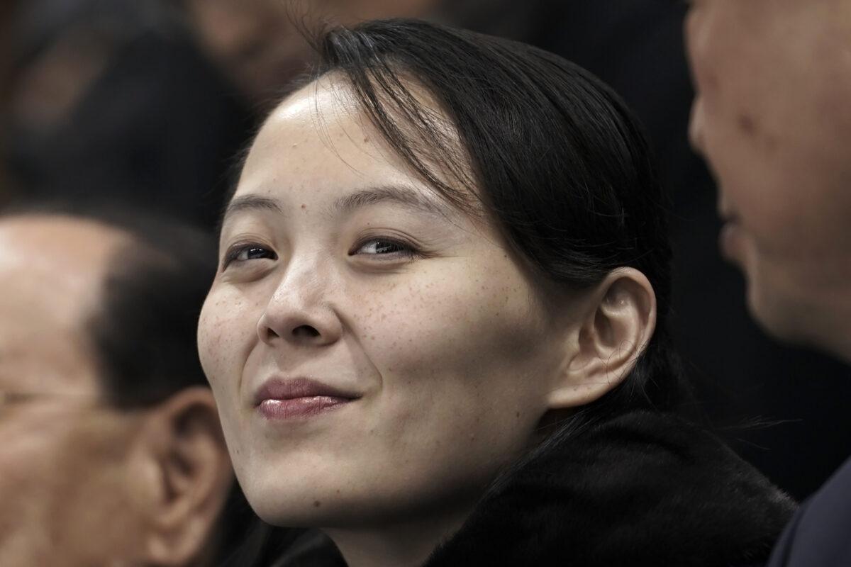 Kim Jong Un's Sister Publicly Derides National Security Adviser's Comment