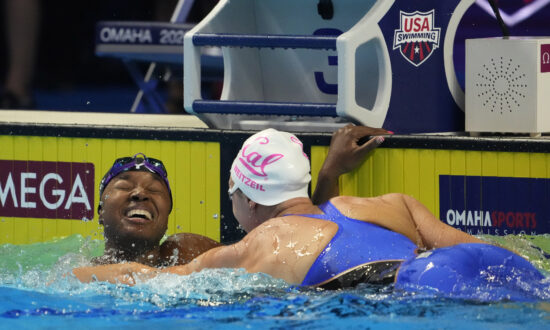 Manuel Brings US Swimming Trials to Inspiring End