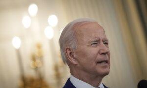Biden Meets With Sinema, Manchin to Talk Election Bill, Infrastructure