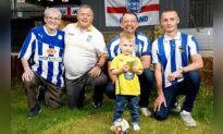 5 Generations of First-Born Fellas in Same Family Gather to Celebrate Father's Day in UK