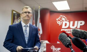 Next DUP Leader Warns of Brexit Deal Impact on Northern Ireland 'Stability'