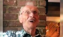 90-Year-Old Man Learns Strangers Paid Enough for His Food to Last Him for Months