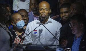 New York Democratic Mayoral Candidate Eric Adams Ties to pro-Beijing Groups