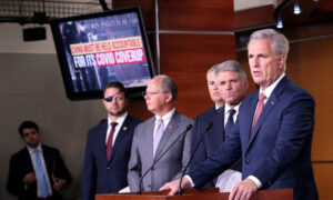 'Worst Coverup in Human History': House Republicans Launch Campaign to Hold CCP Accountable Over Pandemic