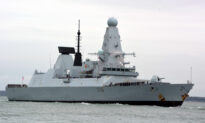 UK Signs Deal to Help Enhance Ukrainian Naval Capabilities
