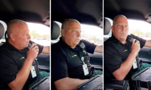 Married Couple With Sheriff's Office Sign Off on Same Day—Retiring After Over 30 Years of Service