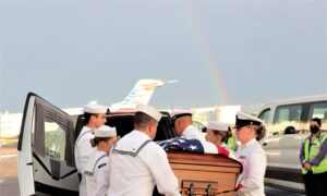 Pearl Harbor Hero, Missing in Action for Decades, Gets Patriotic Homecoming in Kentucky