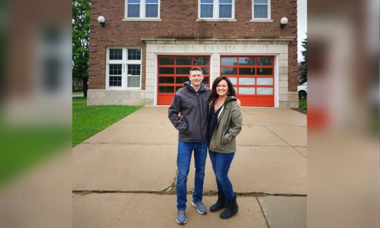 Michigan Couple Tackle Renovation of Old 1929 Fire Station—So They Can Live in It