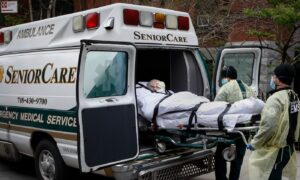 Watchdog: Nursing Home Deaths up 32 Percent in 2020 Amid Pandemic