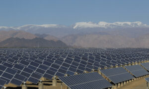 US Blocks Solar Components From Chinese Company in Crackdown on Forced Labor in Xinjiang