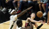 Heat Send Help: After Building Collapse, NBA Team Rallies