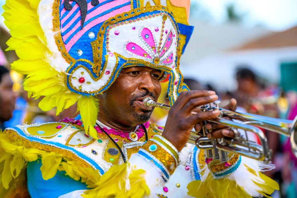 Nassau,,Bahamas,July,20th,,2019,Goombay,Festival,Junkanoo,Parade