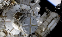 Astronauts Complete Solar Panel Work in 3rd Spacewalk