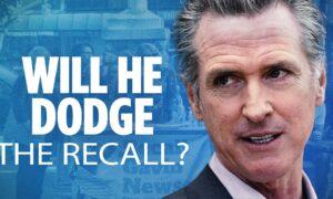 Why Gov. Newsom Wants an Early Recall Election | Shawn Steel