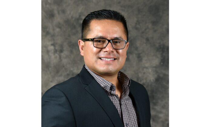 San Benito County Supervisor Peter Hernandez. (Courtesy of Peter Hernandez)