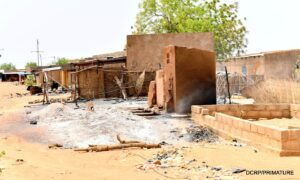 Child Soldiers Carried out Burkina Faso Massacre, Says Government