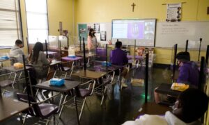 California Parents Are Pulling Children From Public Schools