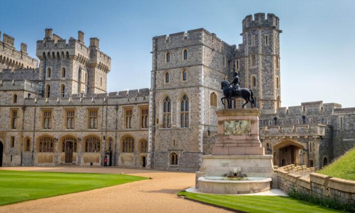 Windsor Castle is the longest-occupied palace in Europe. (Arijeet Bannerjee/Shutterstock)