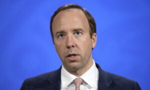 UK Health Minister Quits After Breaking COVID-19 Rules With Affair