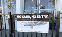 No Vaccine, No Service: California Boutique Puts Vaccine Verification System to Use
