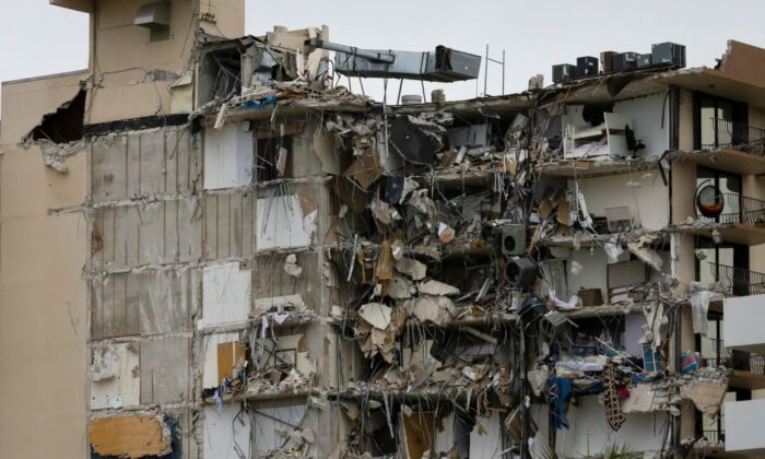 Report Showed Major Damage Before Florida Condo Collapse
